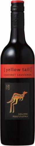 【売上NO.1オーストラリアワイン】イエローテイル カベルネ・ソーヴィニヨン [ 赤ワイン ミディアムボディ オーストラリア 750ml ]