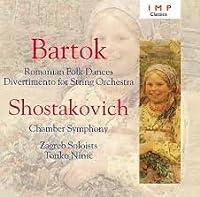 Bartok/Shostakovich;Romania