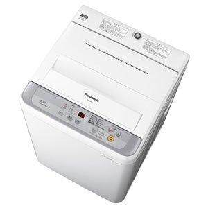 パナソニック 5.0kg 全自動洗濯機 シルバーPanasonic NA-F50B9-S