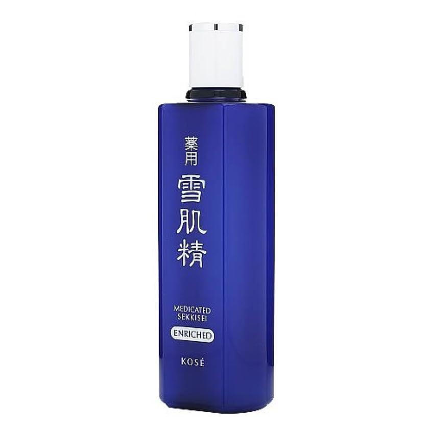 に加入不毛のコーセー KOSE 薬用 雪肌精 エンリッチ 360ml [並行輸入品]
