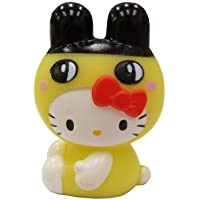 キャラクター人形すくい なりきりキティたまごっち(H40mm) 10個入り  / お楽しみグッズ(紙風船)付きセット