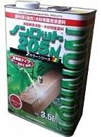 木が香る木材保護含浸塗料 高耐侯・高含浸タイプ 屋外用 ノンロット205N Zカラー ZS-DO ダークオーク 3.5L