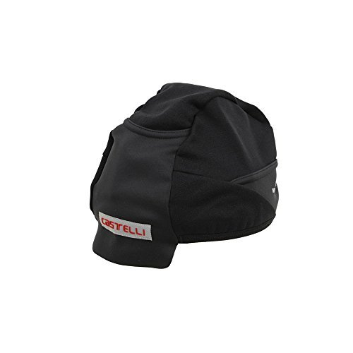 Castelli(カステリ) Estremo WS Skully エストレモ Under Helmet Cap スカルキャップ Black [並行輸入品]