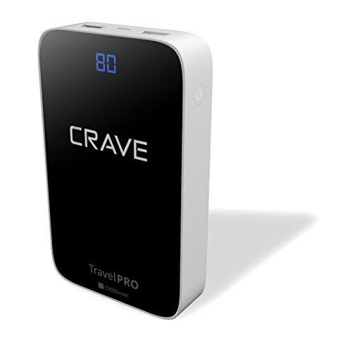 Crave Travel Pro 13000mAh Dual...