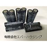 Ultrafire18650リチウムイオン電池 6000mAh x10本セット [並行輸入品]