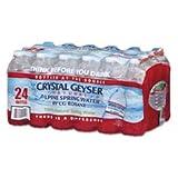 Alpineばね水、16.9Ozボトル、24/ケース、1カートンとして販売、24各1カートン