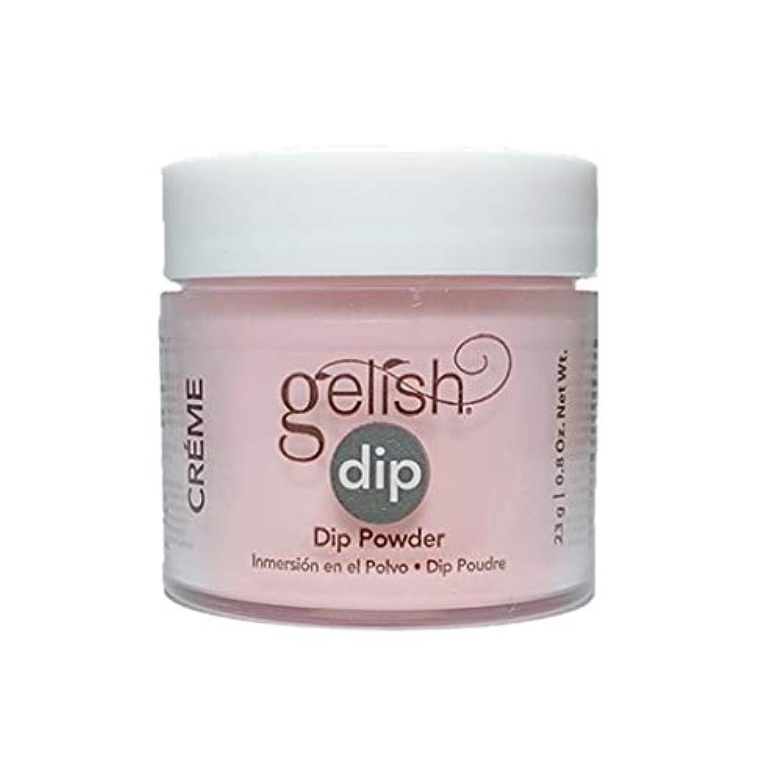 規定豆手紙を書くHarmony Gelish - Dip Powder - Beauty Marks The Spot - 23g / 0.8oz
