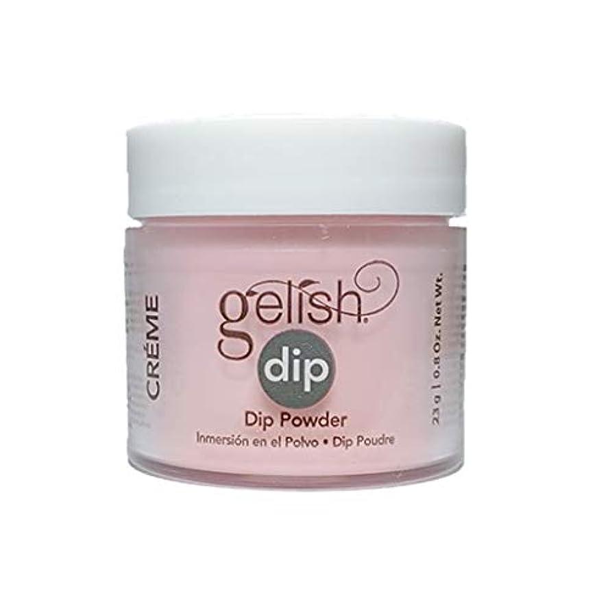 ゴールデンとまり木アジャHarmony Gelish - Dip Powder - Beauty Marks The Spot - 23g / 0.8oz