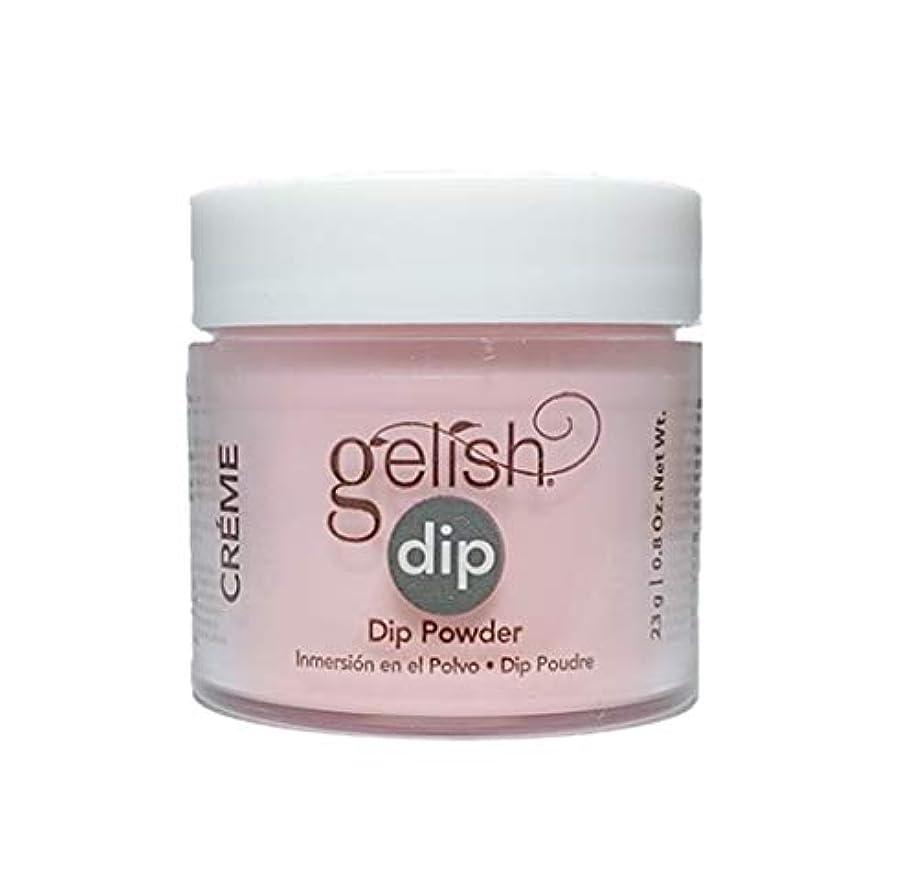 祈りフェンス消費Harmony Gelish - Dip Powder - Beauty Marks The Spot - 23g / 0.8oz