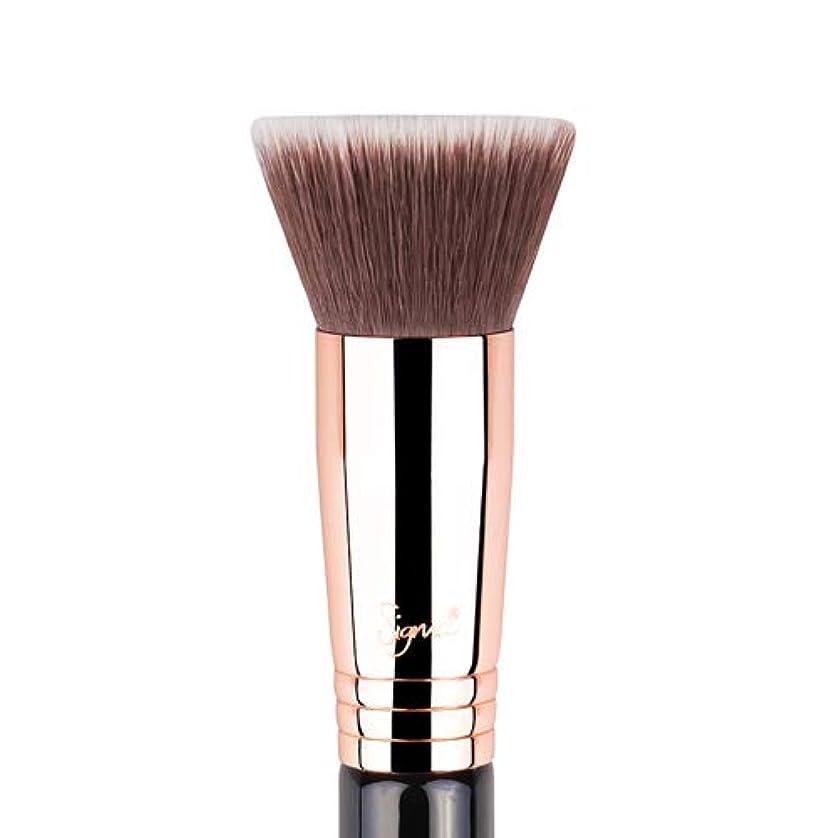 小道具弱い印象的なシグマ ビューティ F80 Air Flat Kabuki Brush - # Copper -並行輸入品