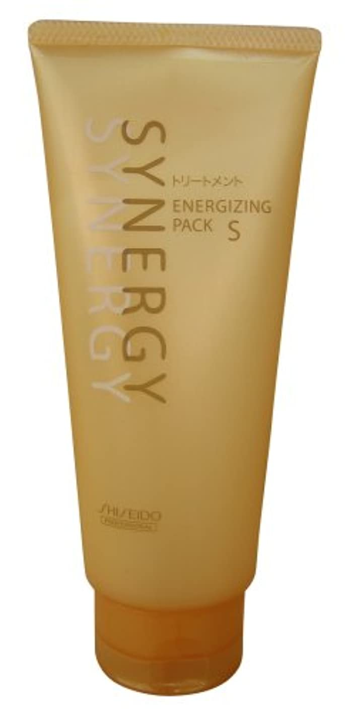 正確に前述の突進資生堂プロフェッショナル シナジー エナジャイジング パック S 150g shiseido