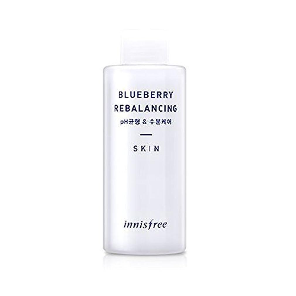 弁護人韻申し立てられた[イニスプリー]Innisfree ブルーベリーリバランシングスキン(150ml)  Innisfree Blueberry Rebalancing Skin (150ml) [海外直送品]