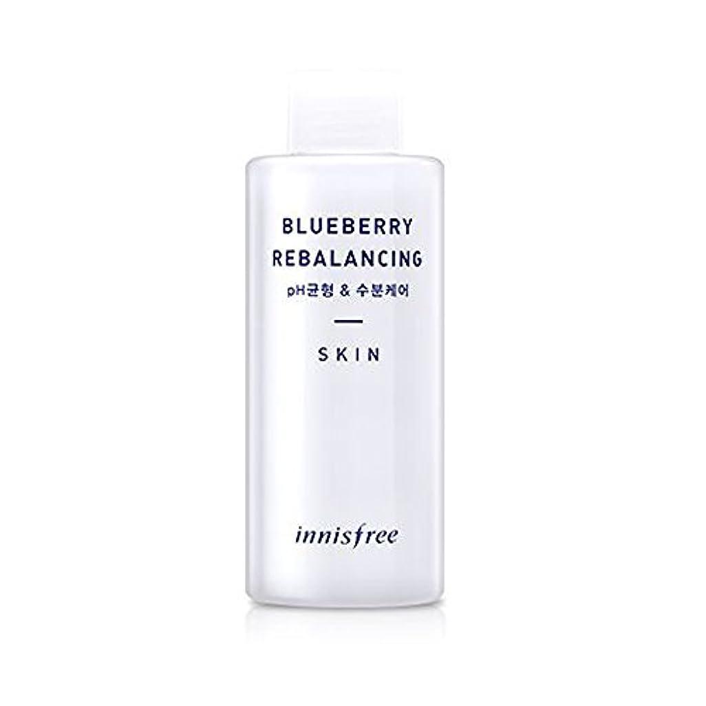 ゲージ気がついて繰り返す[イニスプリー]Innisfree ブルーベリーリバランシングスキン(150ml)  Innisfree Blueberry Rebalancing Skin (150ml) [海外直送品]