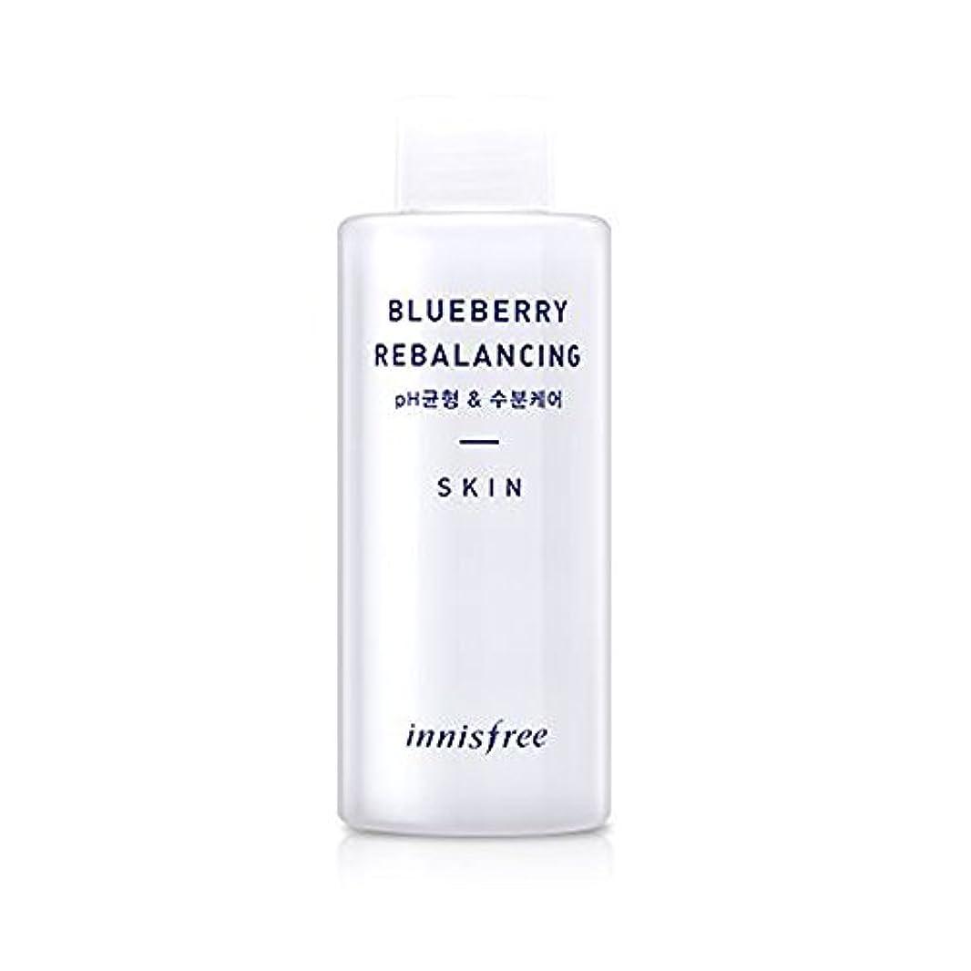 スプーン無人神経障害[イニスプリー]Innisfree ブルーベリーリバランシングスキン(150ml)  Innisfree Blueberry Rebalancing Skin (150ml) [海外直送品]