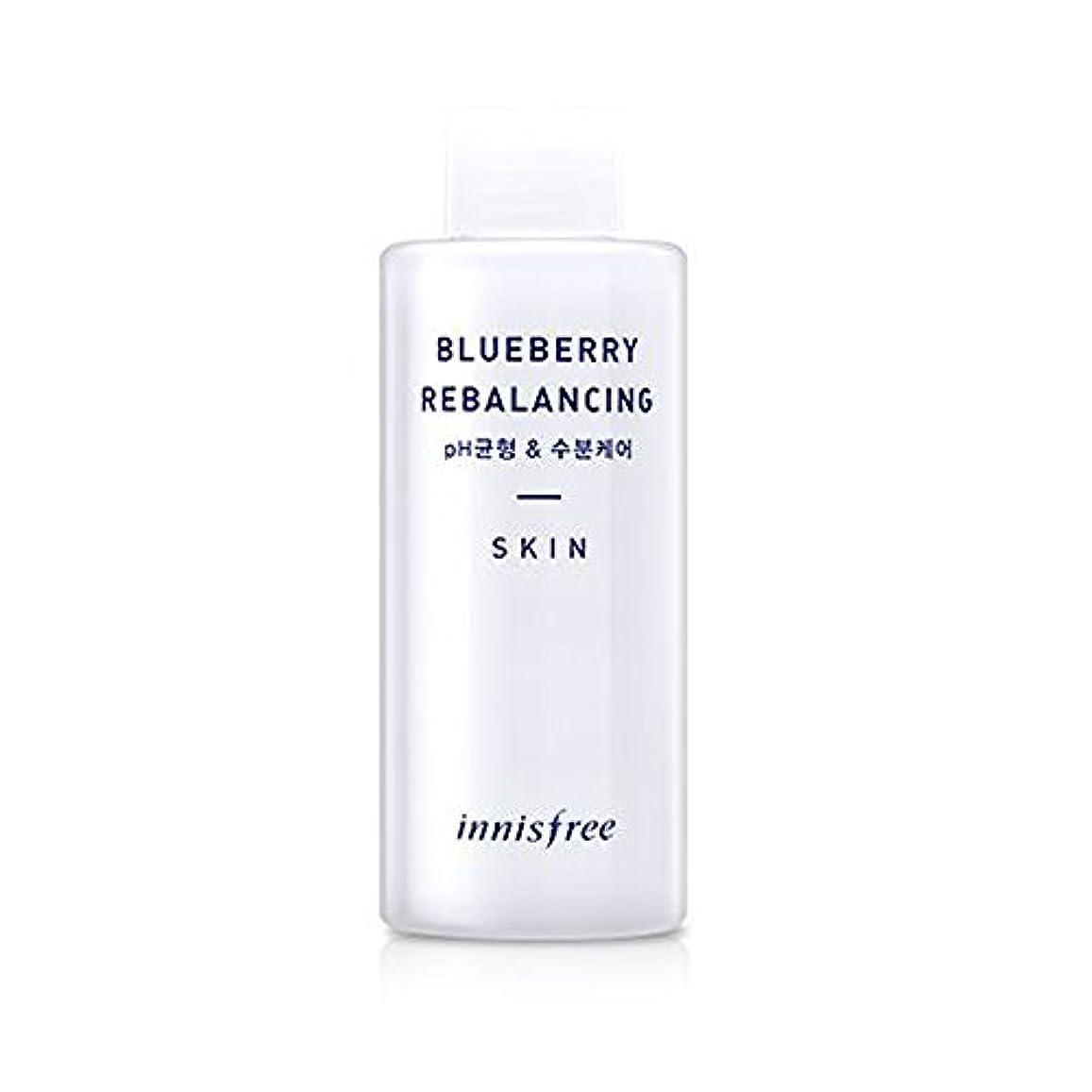 原稿他に踏み台[イニスプリー]Innisfree ブルーベリーリバランシングスキン(150ml)  Innisfree Blueberry Rebalancing Skin (150ml) [海外直送品]
