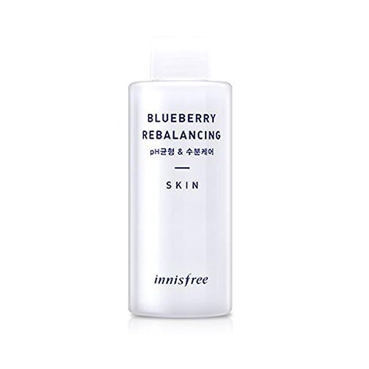 ブラケットテーマ切り刻む[イニスプリー]Innisfree ブルーベリーリバランシングスキン(150ml)  Innisfree Blueberry Rebalancing Skin (150ml) [海外直送品]