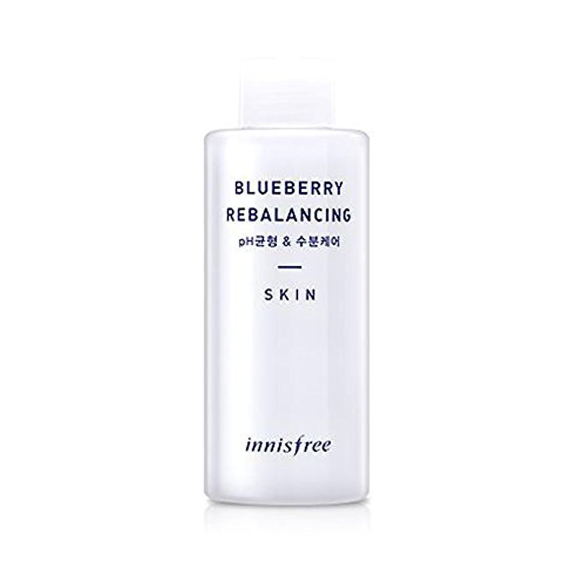 統合する赤道そして[イニスプリー]Innisfree ブルーベリーリバランシングスキン(150ml)  Innisfree Blueberry Rebalancing Skin (150ml) [海外直送品]