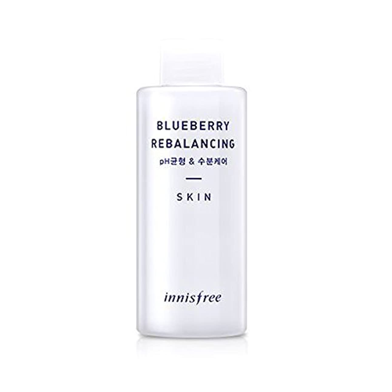 備品論争広告主[イニスプリー]Innisfree ブルーベリーリバランシングスキン(150ml)  Innisfree Blueberry Rebalancing Skin (150ml) [海外直送品]