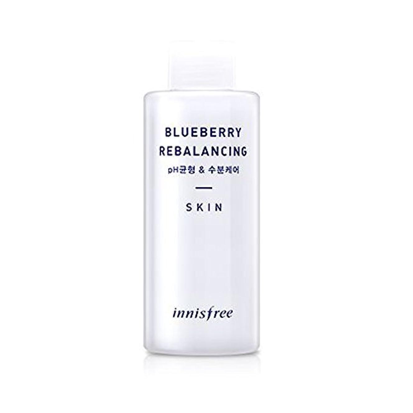 原子炉ミニチュア棚[イニスプリー]Innisfree ブルーベリーリバランシングスキン(150ml)  Innisfree Blueberry Rebalancing Skin (150ml) [海外直送品]
