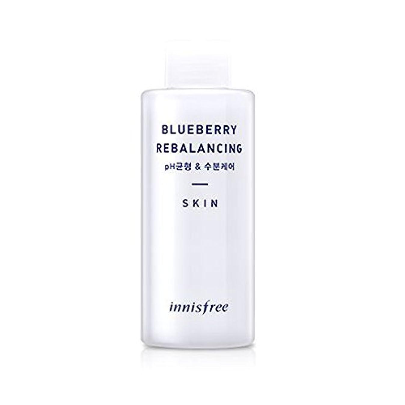 科学紛争分注する[イニスプリー]Innisfree ブルーベリーリバランシングスキン(150ml)  Innisfree Blueberry Rebalancing Skin (150ml) [海外直送品]