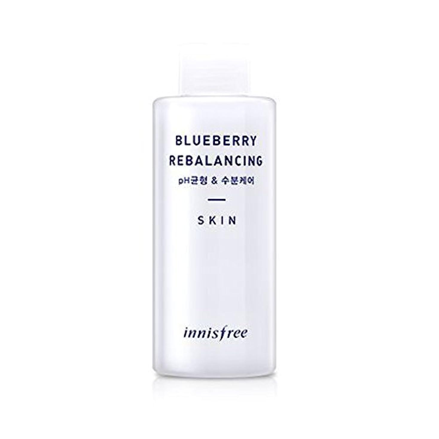 幸運な月ほとんどない[イニスプリー]Innisfree ブルーベリーリバランシングスキン(150ml)  Innisfree Blueberry Rebalancing Skin (150ml) [海外直送品]