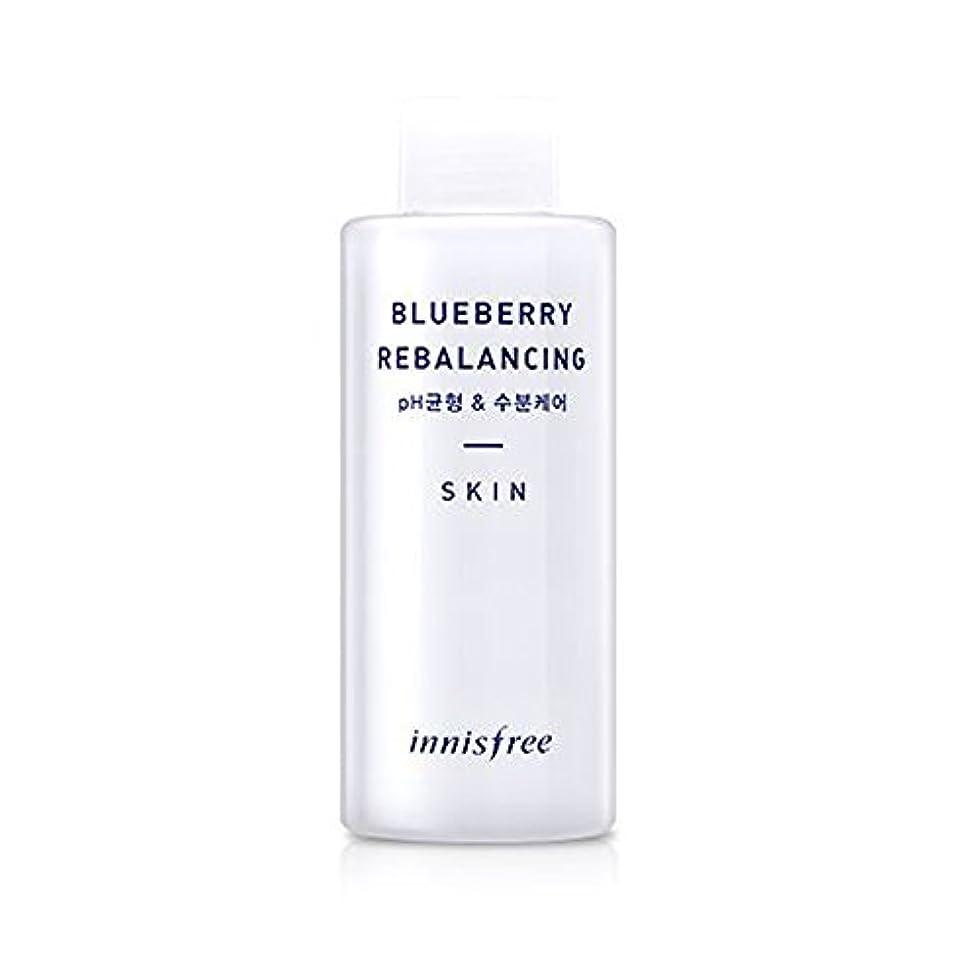 南極食物財団[イニスプリー]Innisfree ブルーベリーリバランシングスキン(150ml)  Innisfree Blueberry Rebalancing Skin (150ml) [海外直送品]