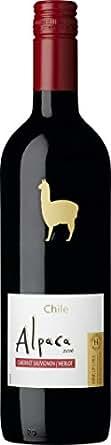 サンタ・ヘレナ・アルパカ カベルネ・メルロー 750ml×12本 [チリ/赤ワイン/辛口/ミディアムボディ/12本]