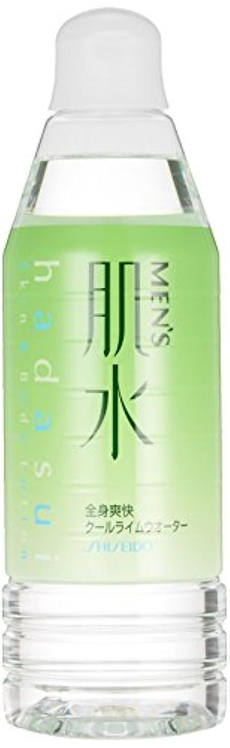 幸運腐敗したメジャー【まとめ買い】メンズ肌水ボトル400ml×3個