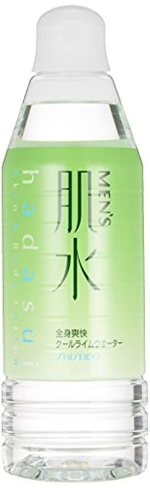 世論調査株式会社怒っている【まとめ買い】メンズ肌水ボトル400ml×3個