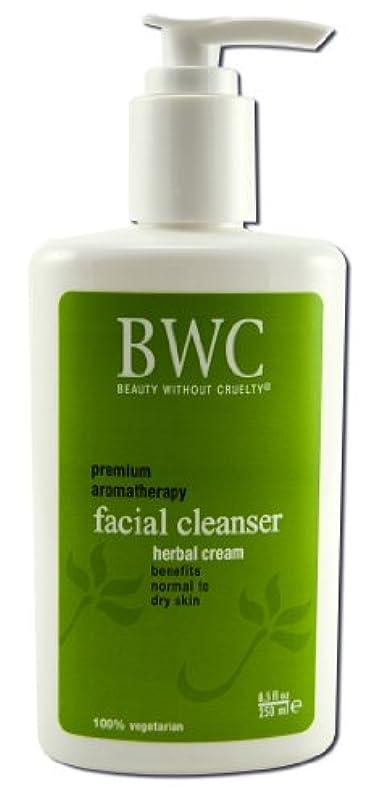 フィッティングたまに置換Beauty Without Cruelty Herbal Cream Facial Cleanser 235 ml