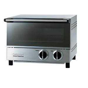 Cuisinart コンパクトトースターオーブン  TO-10JBS
