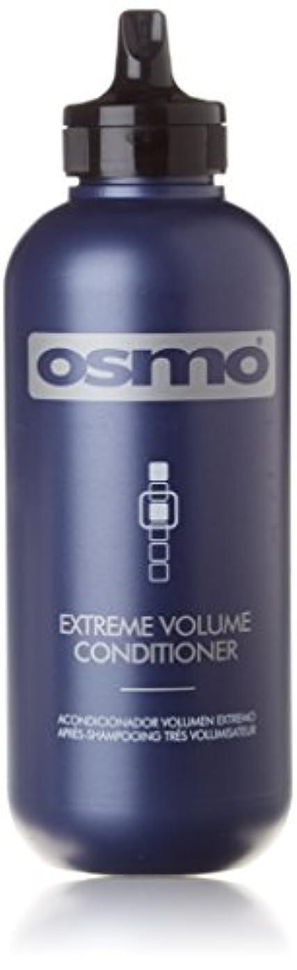 文献悪意のある(1000 ML) - Osmo Extreme Volume Conditioner Creates Noticeable Body, Shine & Volume In Limp Lifeless Hair - 350ml