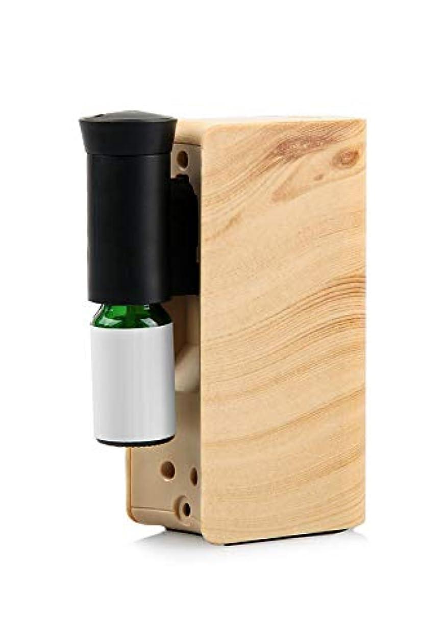安定した誤解を招くギネスREPRI Walking Aroma アロマディフューザー Wood