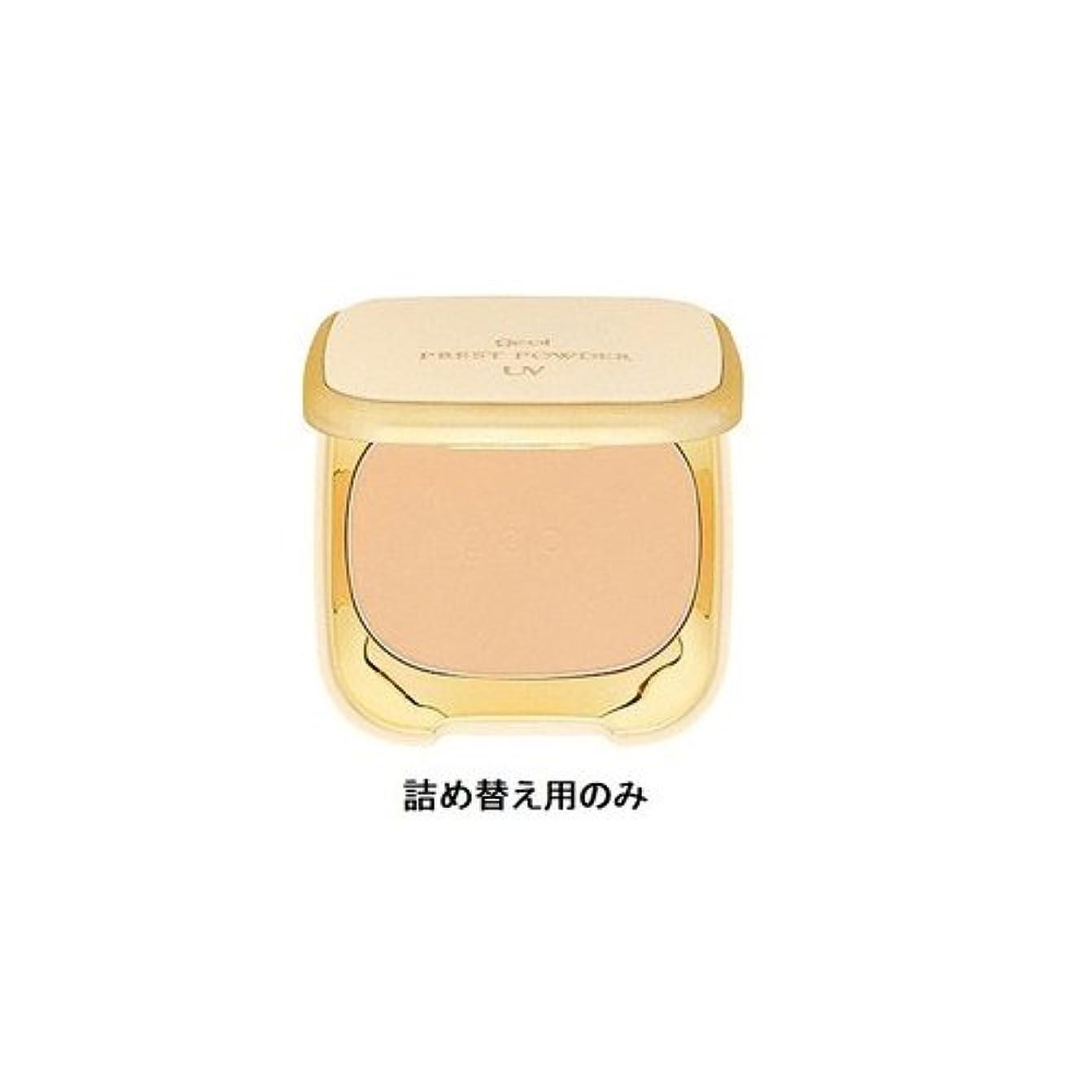 肌寒い禁輸かすかなゲオール プレストパウダーUV 詰替用 (パフ付き) (10 ピンク系)