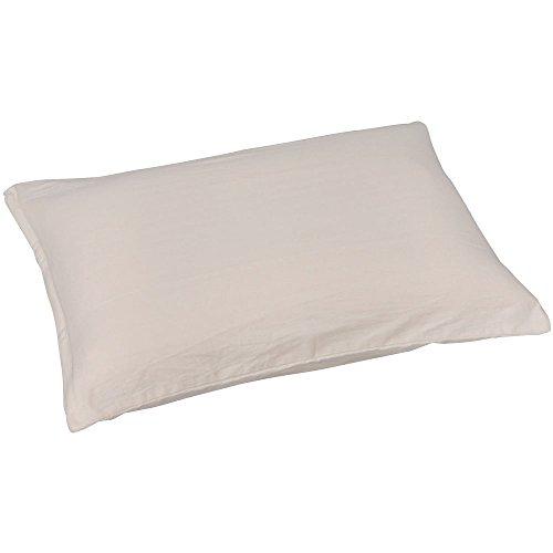 アイリスオーヤマ 枕カバー 35×50cm ベージュ CMP-3550