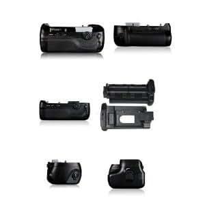 【NLC】 Nikon MB-D12 バッテリーグリップ純正互換品●EN-EL15/D800 /D800E/EN-EL18
