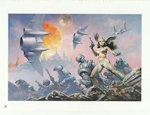 1996フルカラープレート「Dawn Attack