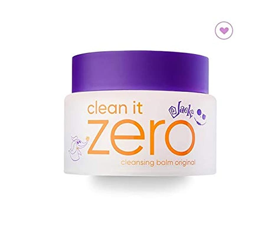 ミッション家禽要塞banilaco クリーンイットゼロクレンジングバームディズニーコレクション(パープル) / Clean It Zero Cleansing Balm Disney Collection (Purple) 100ml [...