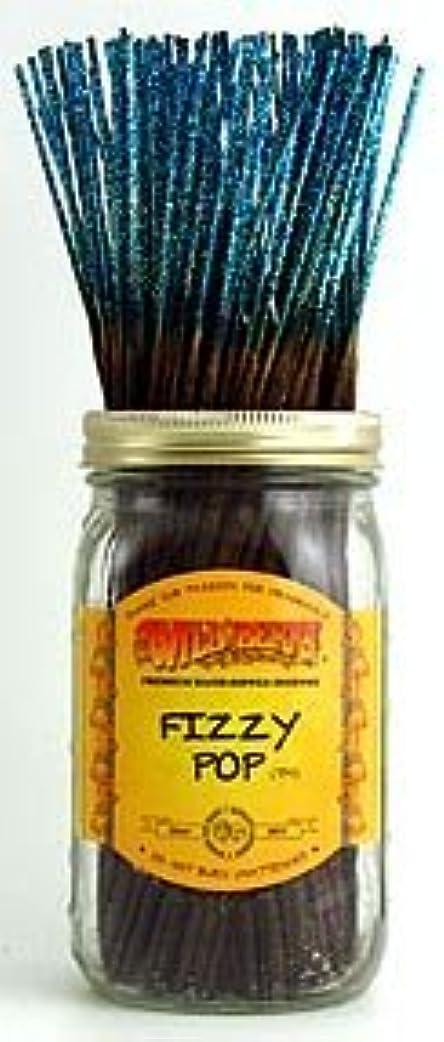 ヘルシー救い巻き取りFizzy Pop – WildBerry Incense 25 ~ 11