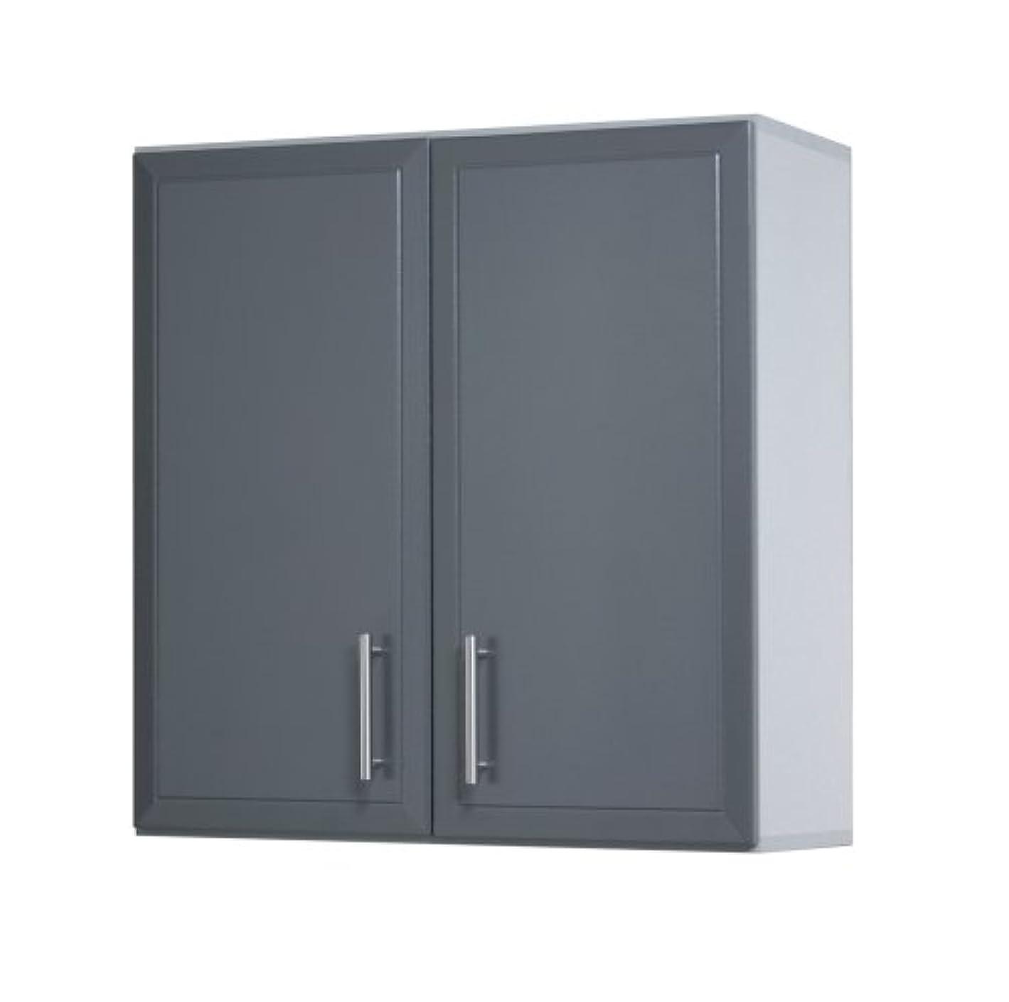 (クローズドメイド) ClosetMaid プロガレージ 2枚扉 壁キャビネット 12406