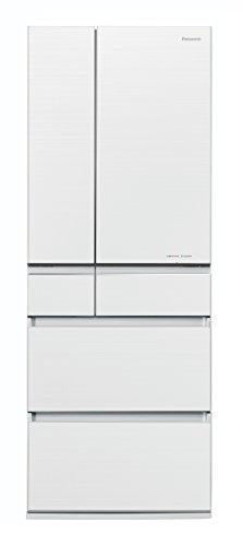 パナソニック 冷蔵庫 6ドア 600L パーシャル搭載 マチュアホワイト NR-F604HPX-W
