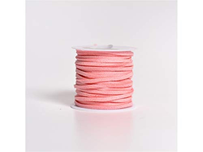 FenBuGu-JP 興味深い フラワーリボンフラワー結束ロープギフトロープフェスティバルパーティーデコレーション(ピンク) (色 : Pink)
