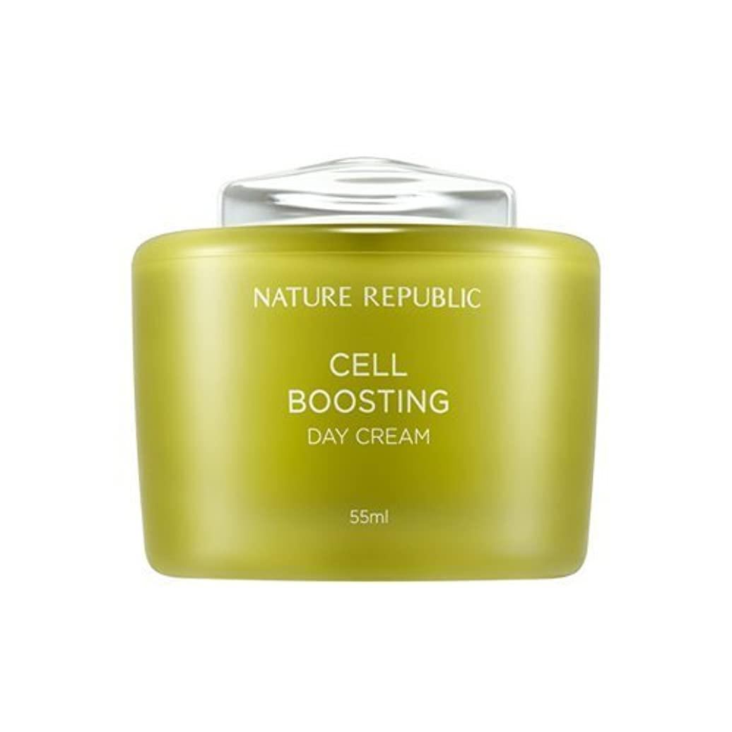 シーボードマウスピース落花生NATUREREPUBLIC Cell boosting Day Cream
