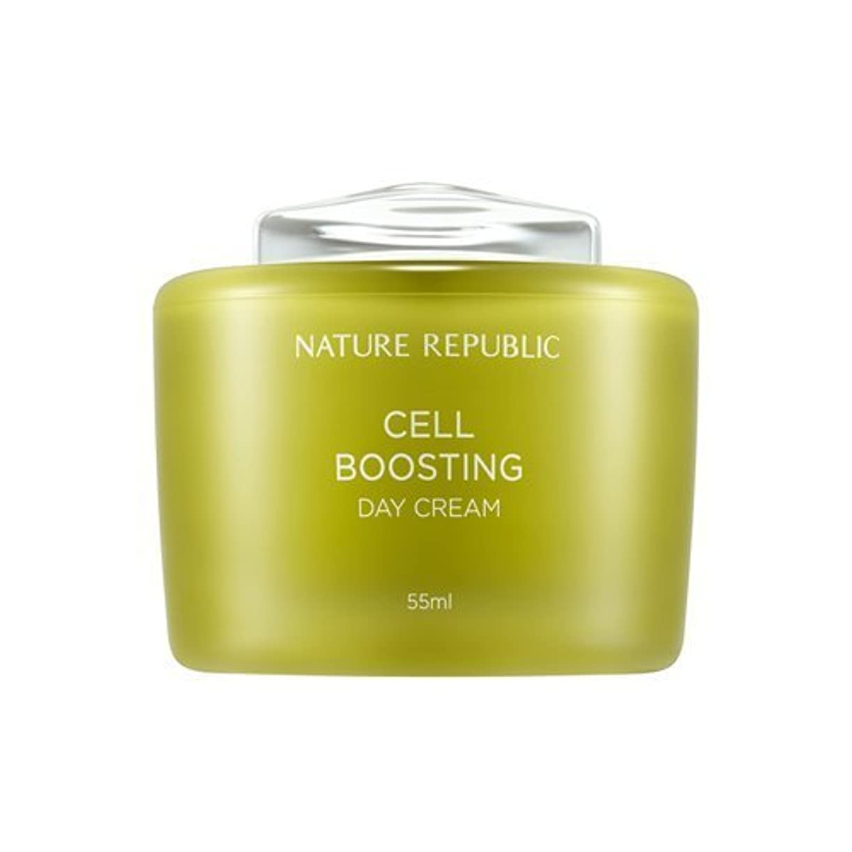 子犬眠っているファンタジーNATUREREPUBLIC Cell boosting Day Cream