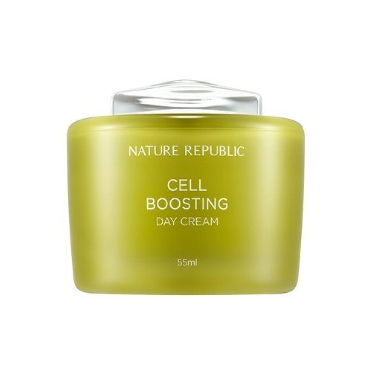 提供された風が強い採用するNATUREREPUBLIC Cell boosting Day Cream