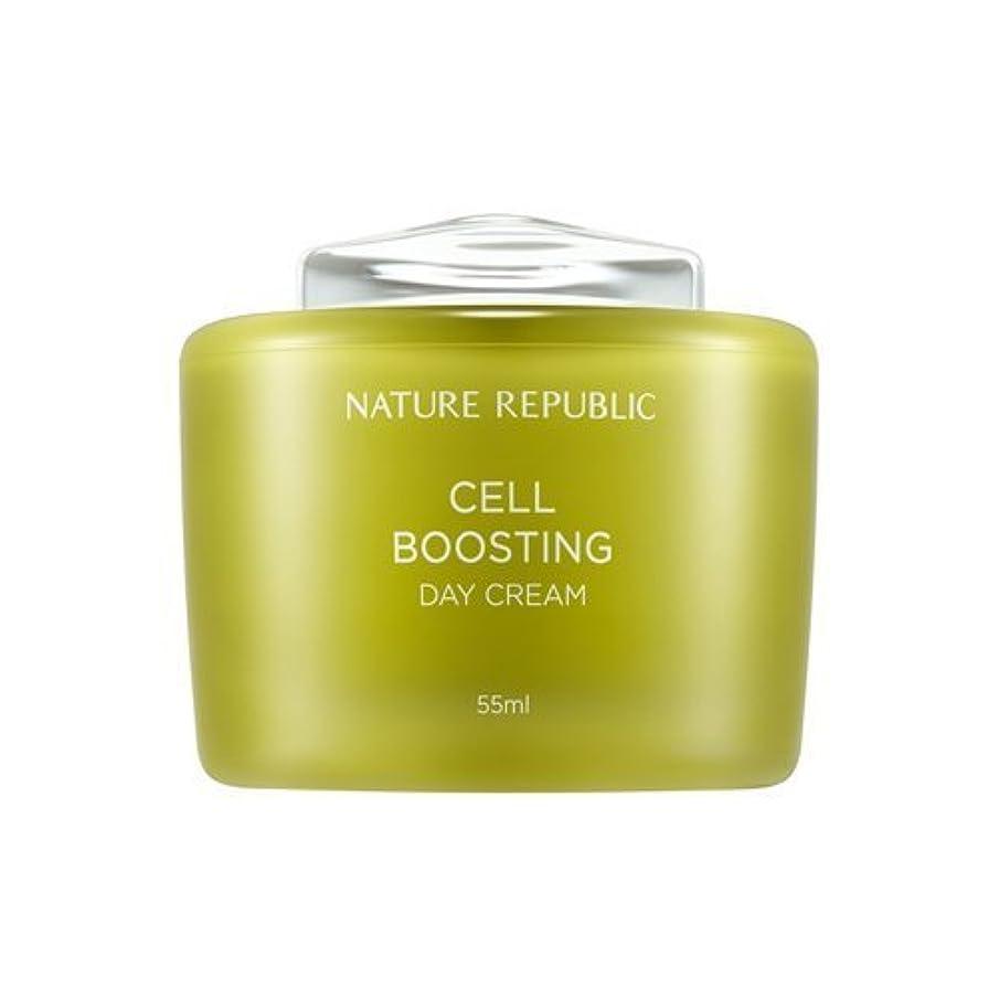 セクタメロドラマ環境NATUREREPUBLIC Cell boosting Day Cream