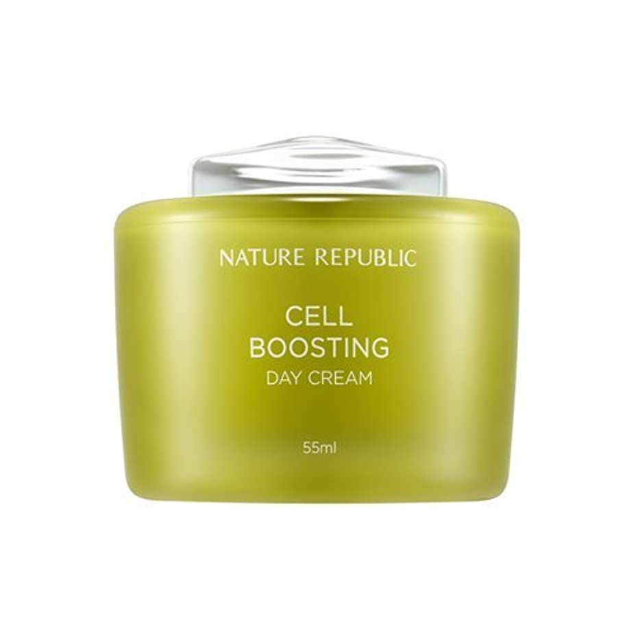 筋肉の日常的に書き込みNATUREREPUBLIC Cell boosting Day Cream