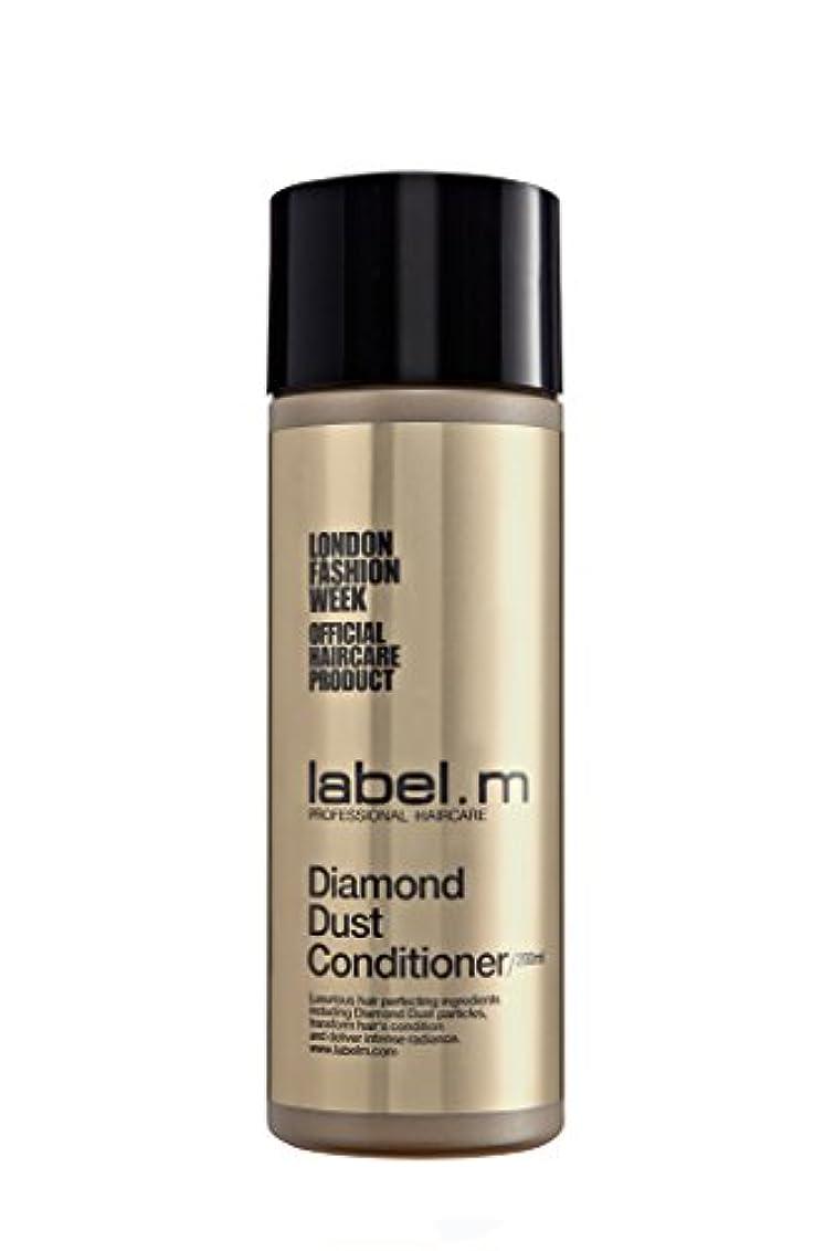 衝突コースメーター悪名高いCondition by Label M Diamond Dust Conditioner 200ml by Label M