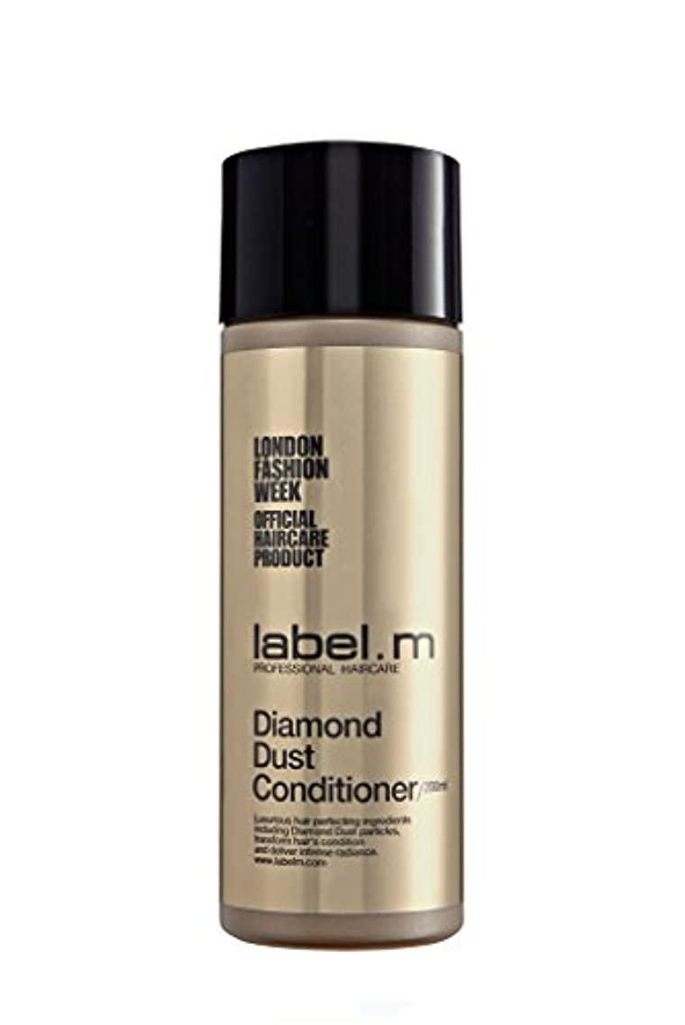 ショートカット散髪ヒゲCondition by Label M Diamond Dust Conditioner 200ml by Label M