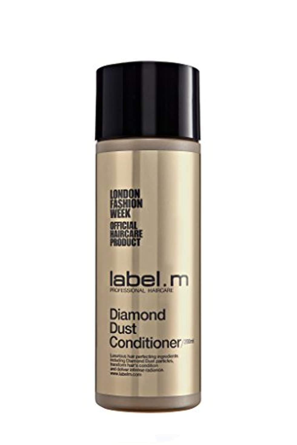 規制出発見物人Condition by Label M Diamond Dust Conditioner 200ml by Label M